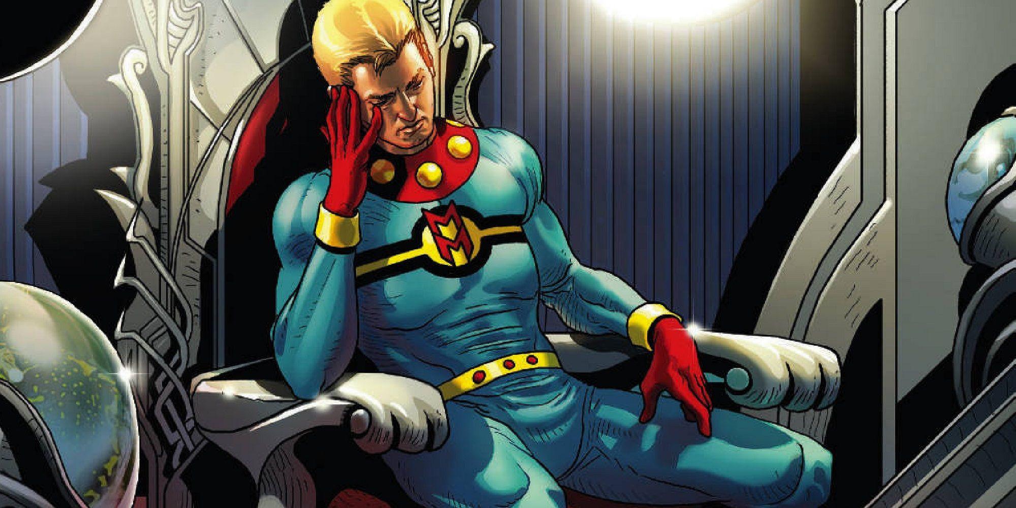 Gaiman & Buckingham's Miracleman Returns in Marvel Comics #1000