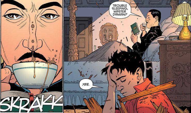 Sick Batman Family Comebacks And Burns | CBR