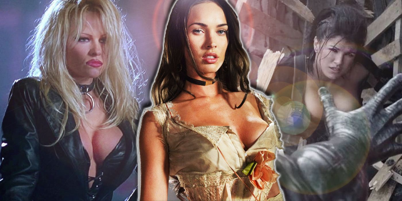 Heros Nude Images 15 superhero films that showed the most skin | cbr
