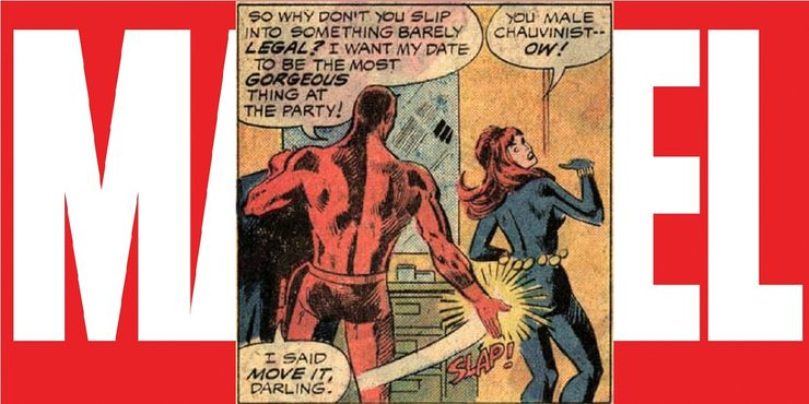 Comic Book Panels Marvel Doesn T Want You To See Cbr