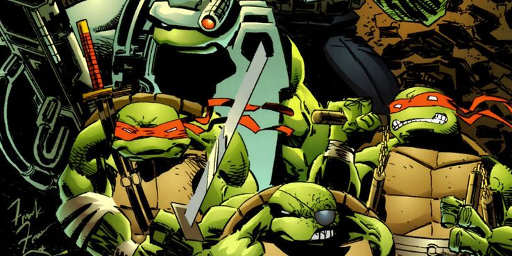 TMNT: Dark Secrets About Donatello | CBR