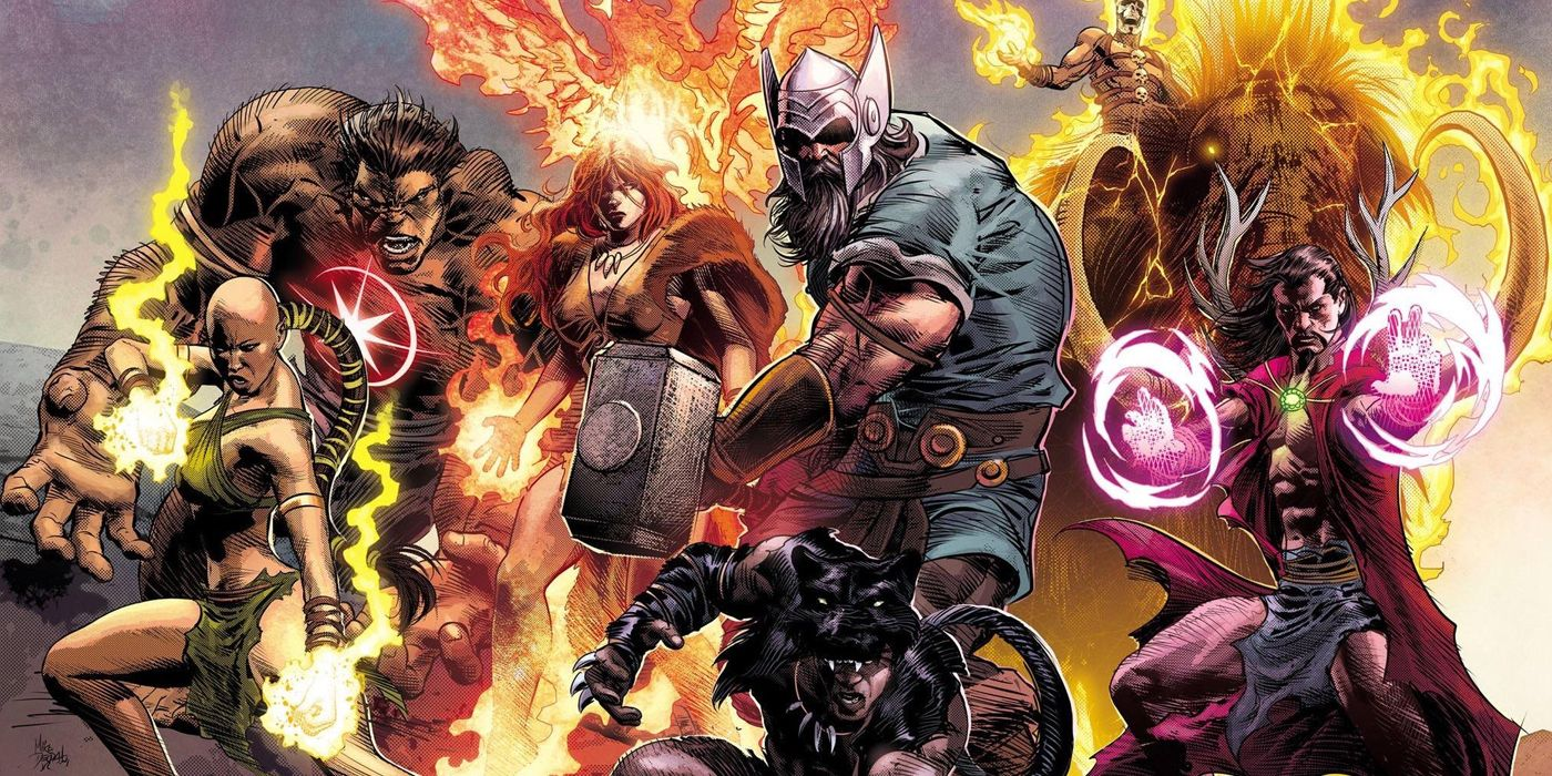 Avengers 1,000,000 BC: Who are Marvel's First Heroes? | CBR