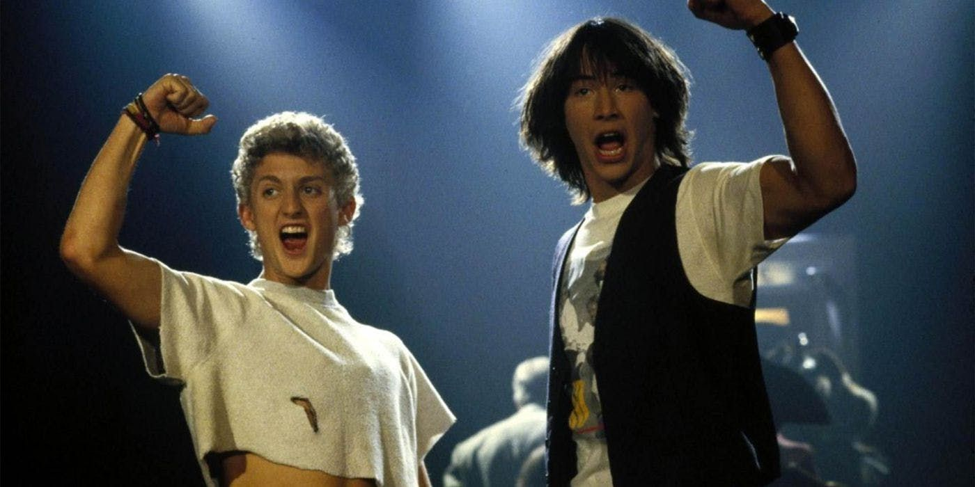 Bill & Ted 3 Confirms Death's Return for The Film