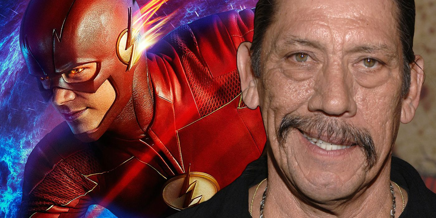 The Flash: Danny Trejo Will Return to the Arrowverse | CBR