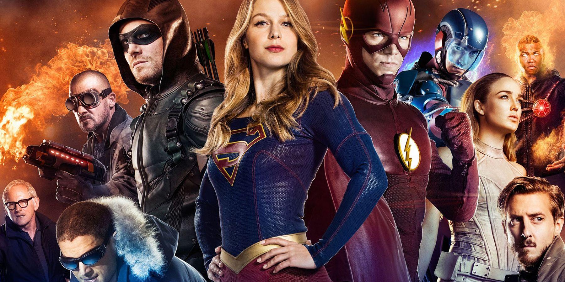 Arrow Flash-Forwards Reintroduce a Legends of Tomorrow Hero