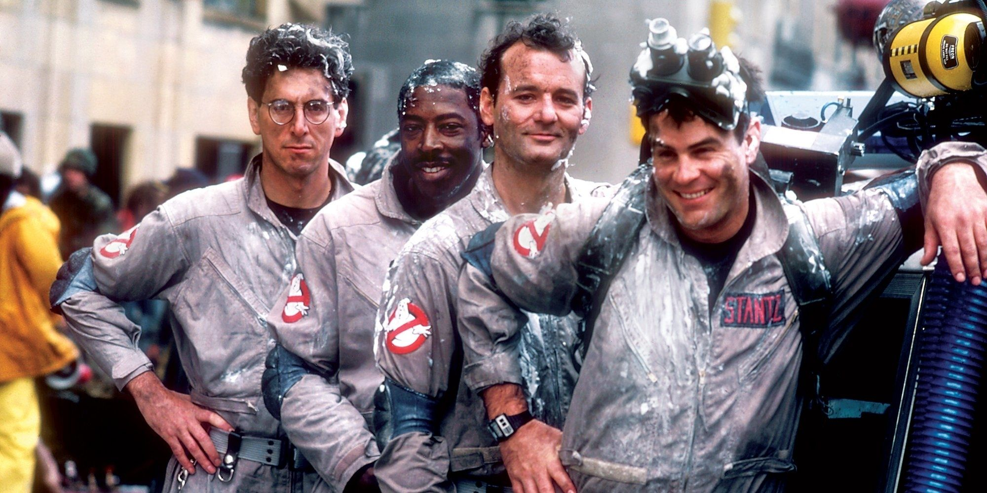 Original Ghostbuster Ernie Hudson Doesn't Have a Deal For Sequel (Yet)