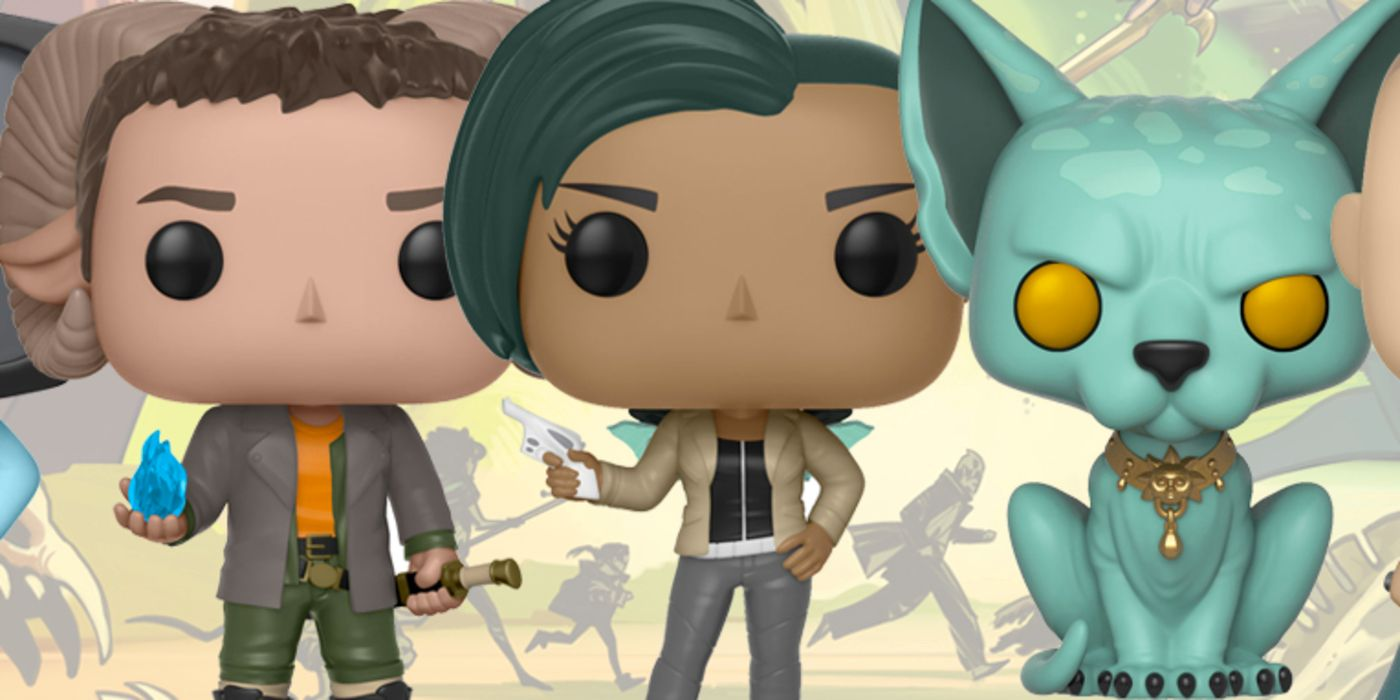 Saga: Vaughan & Staple's Image Hit Gets the Funko Pop! Treatment