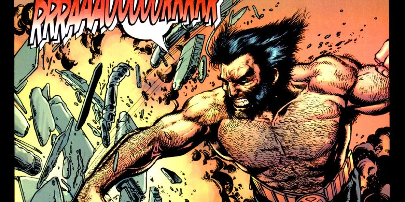 wolverine in comics