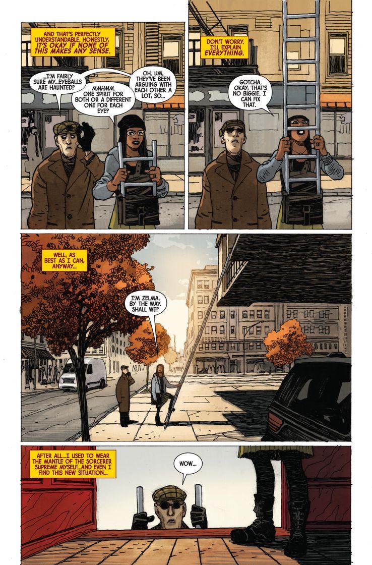 PREVIEW: Doctor Strange #381   CBR