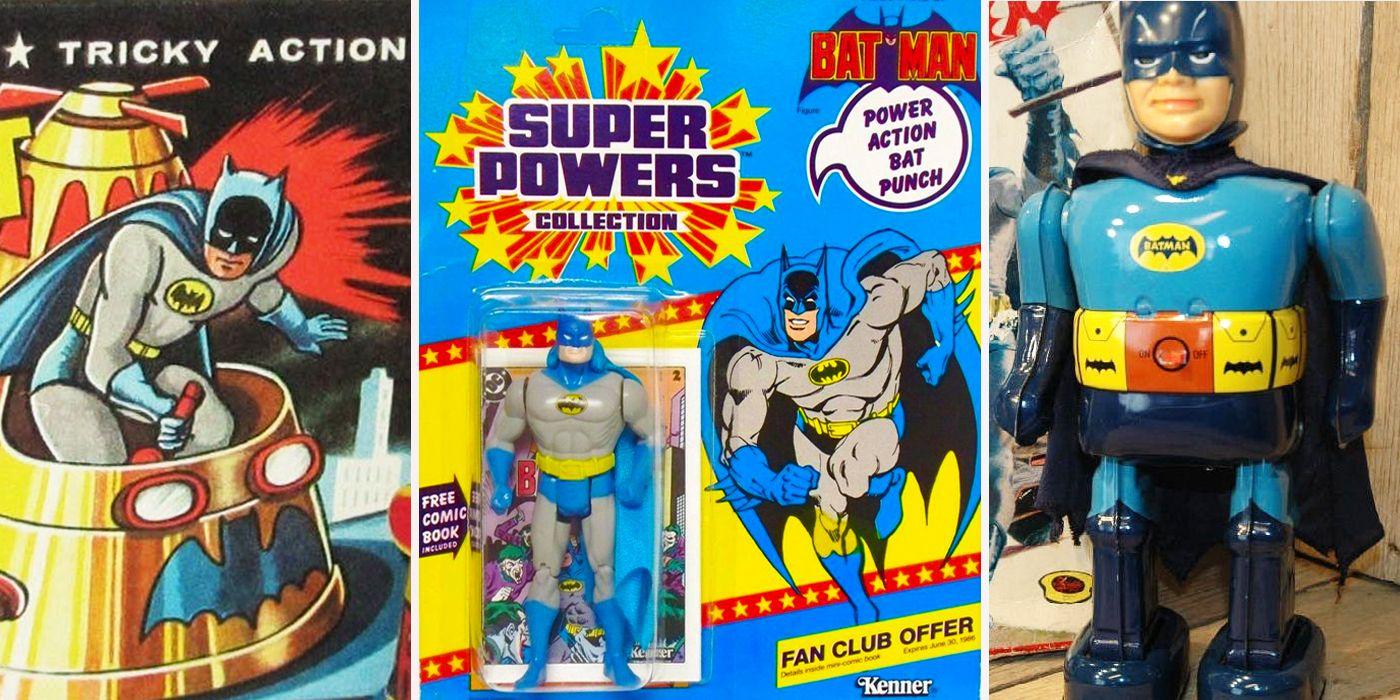 Most Expensive Batman Toys | CBR