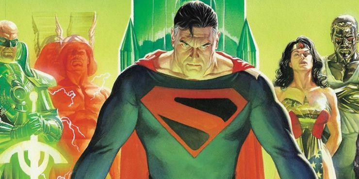 kingdom come - 10 Decisiones morales cuestionables que Superman ha tomado en los cómics