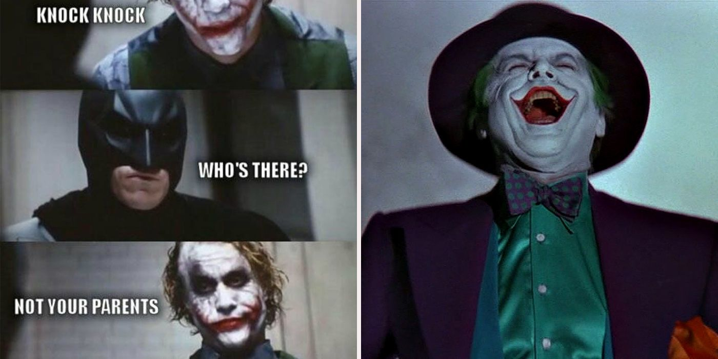 Hilarious Joker Memes Cbr