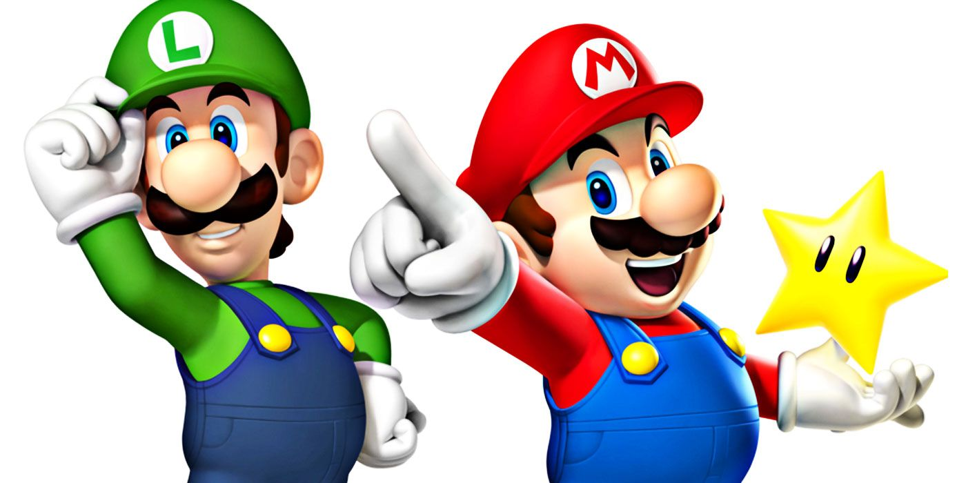 It's just a photo of Old Fashioned Mario Bro Pics
