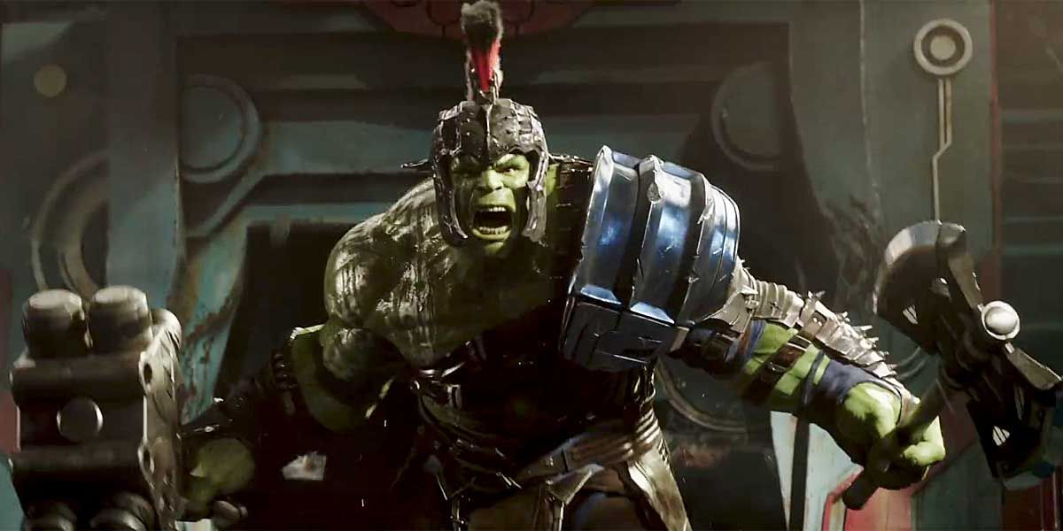 How Much of Marvel's Planet Hulk Appears in Thor: Ragnarok? | CBR