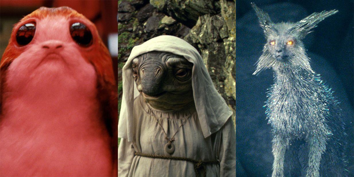 Star Wars The Last Jedi S Guide To New Creatures Cbr