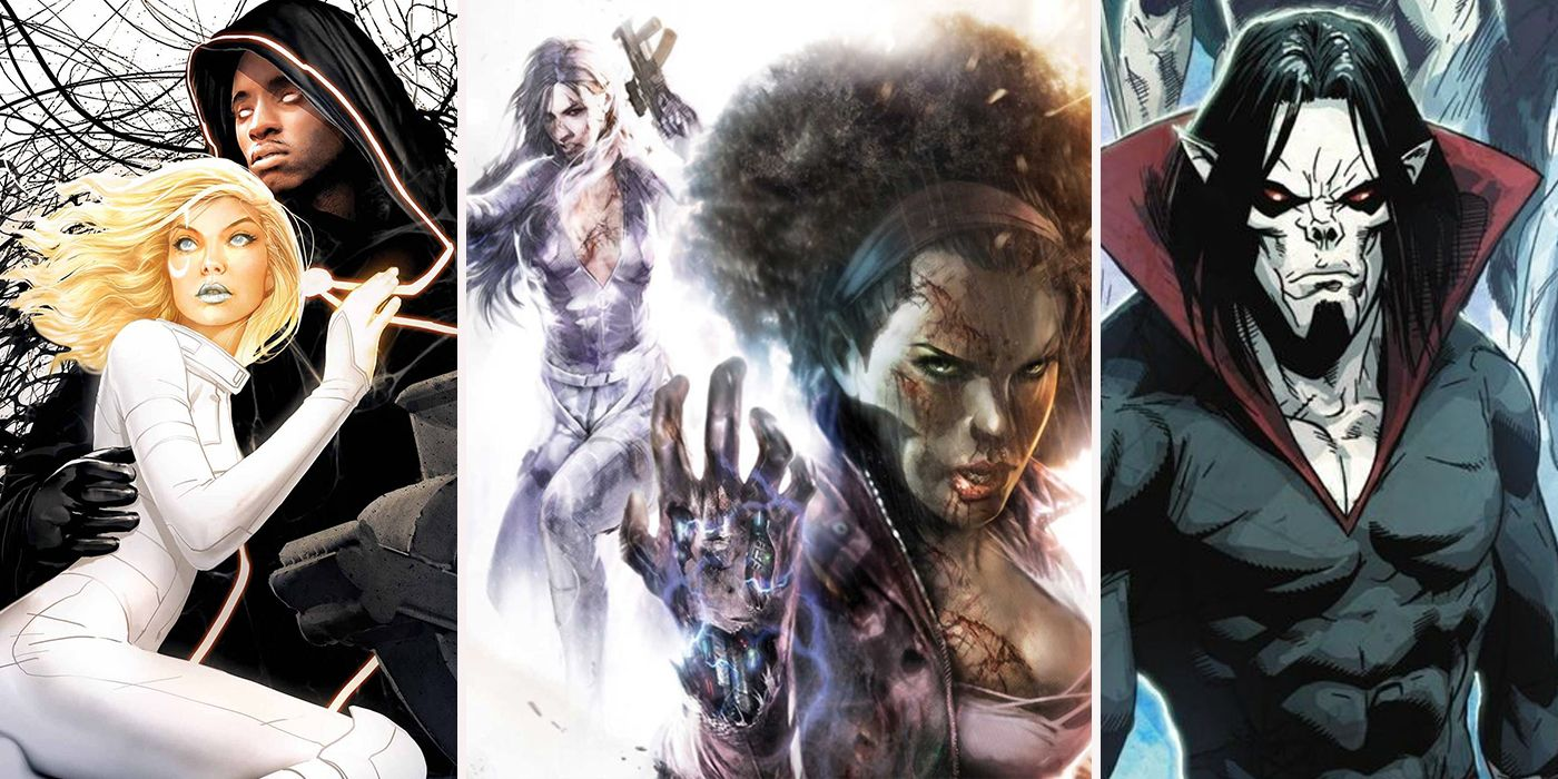 Forgotten Marvel Characters We Want And Don't Want To See Again