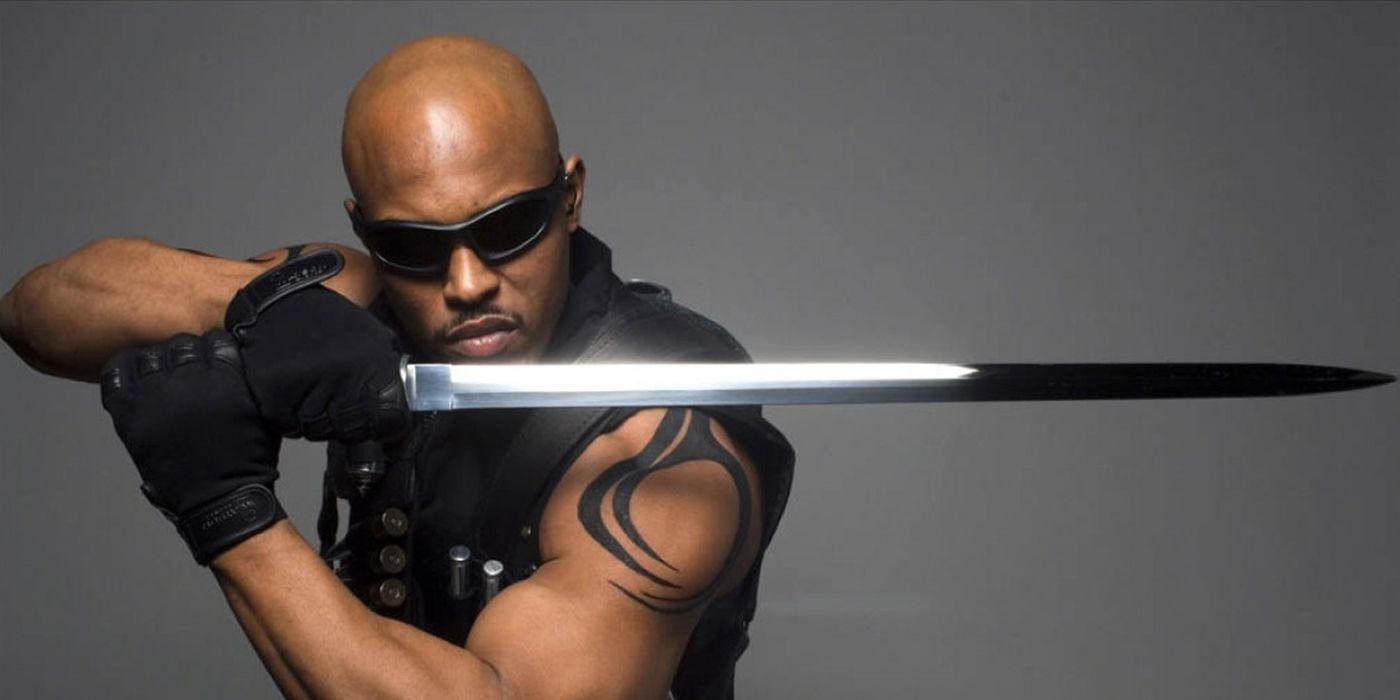 What Marvel's Blade Movie Could Learn From the Blade TV Series