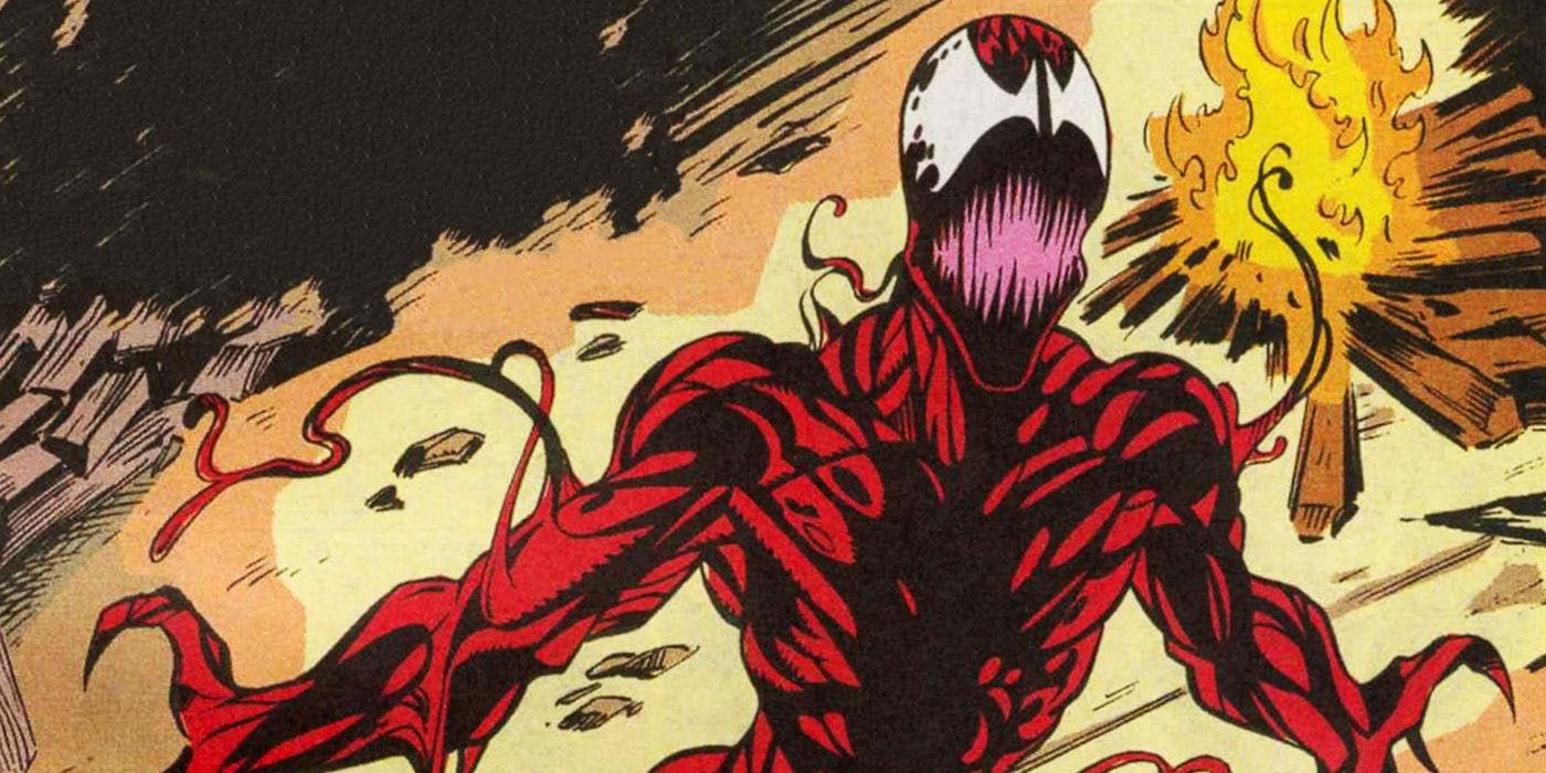 Rumor Carnage S Place In Venom Film Finally Revealed Cbr