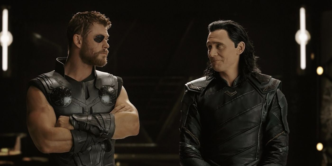 Infinity War Thor S Eye Patch Is Created With Cgi Cbr
