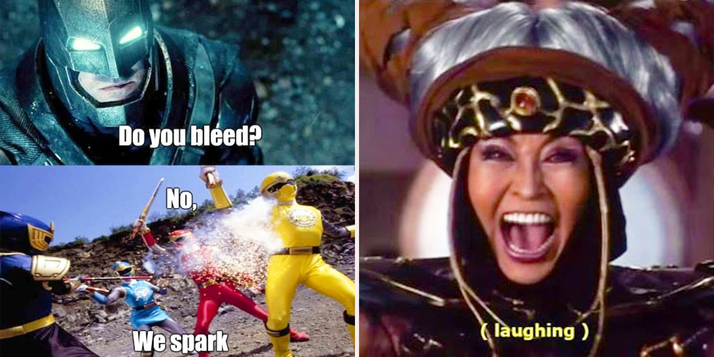 Apologise, can Original power rangers then and now quite