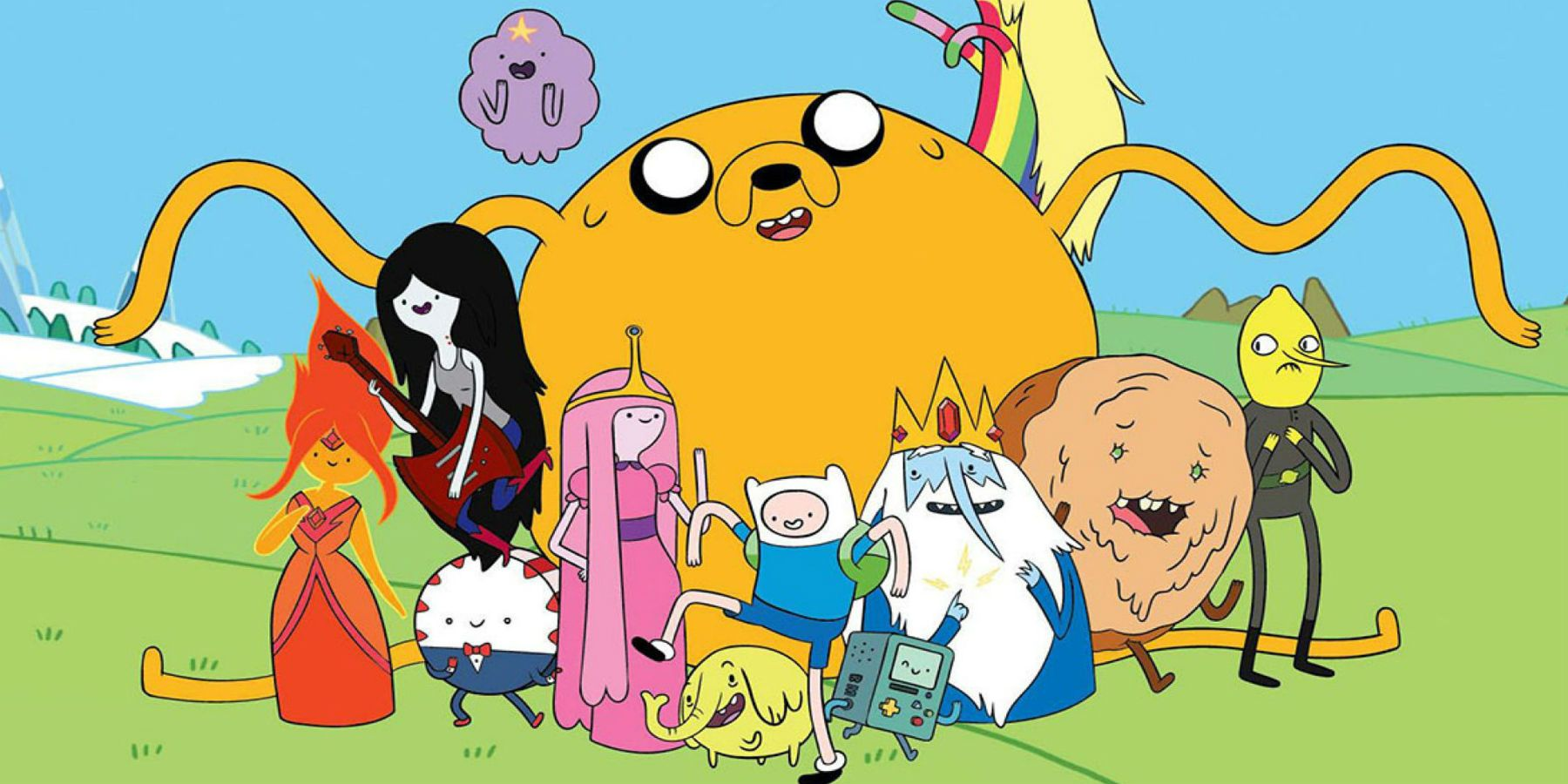 The 20 Strongest Adventure Time Characters Ranked Cbr