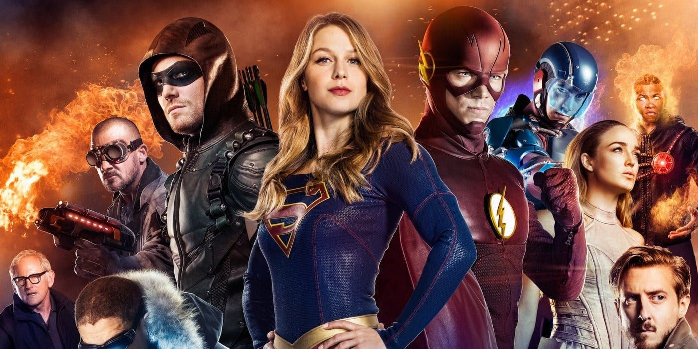 Flash, Supergirl Stars Pay Tribute to Stephen Amell's Arrowverse Legacy