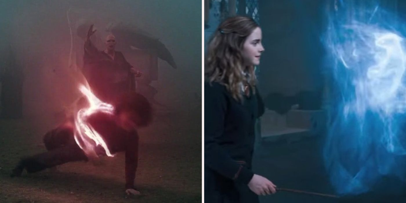 Harry Potter Spells Ranked From Weakest To Strongest Cbr