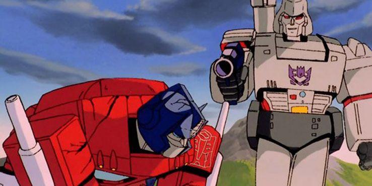 Transformers X Injured Reader