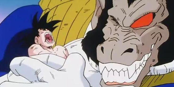 Personajes que han derrotado a Goku