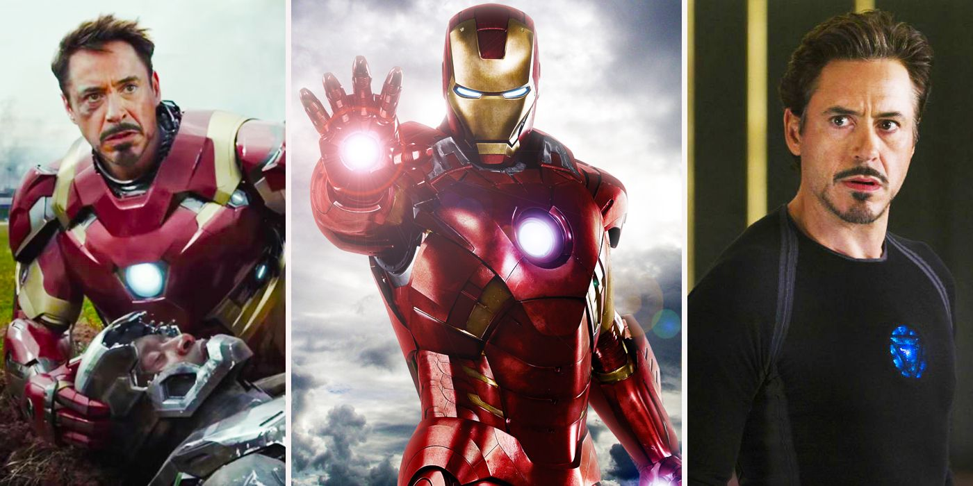 The 7 worst things iron man has ever done in the mcu and the 8 best - Image de iron man ...