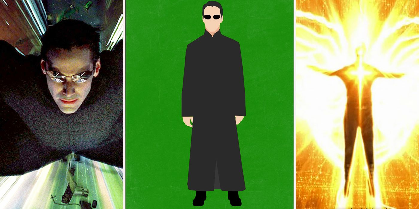 Secret Powers Of Neo From The Matrix | CBR