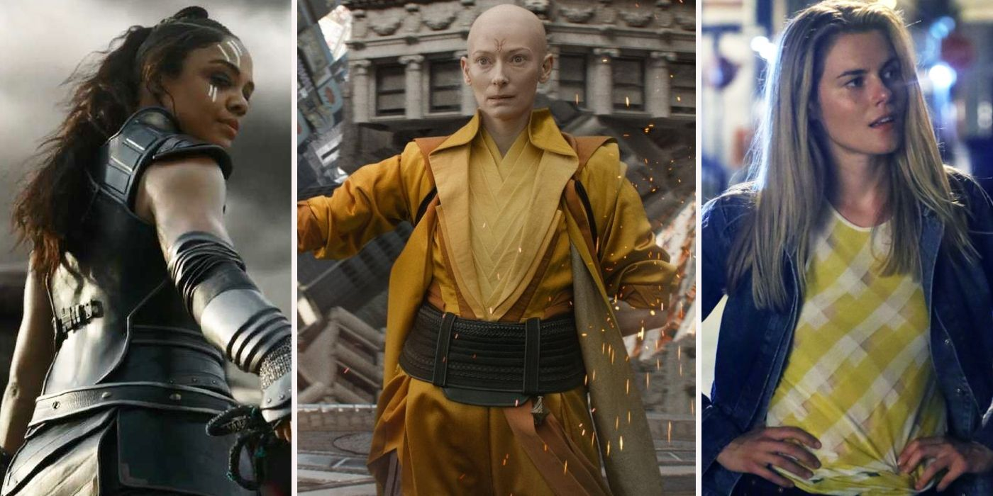 mcu supporting characters that look nothing like they should