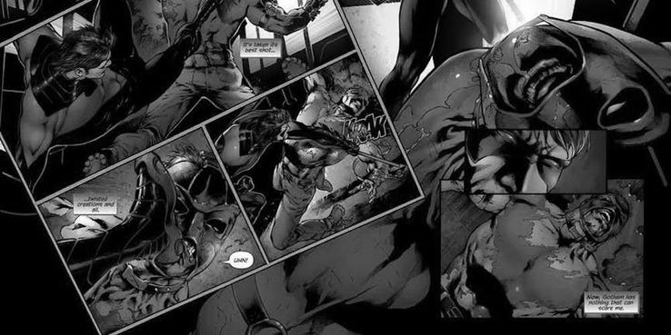 15 Times The Bat-Family Should Have Been Censored By DC   CBR