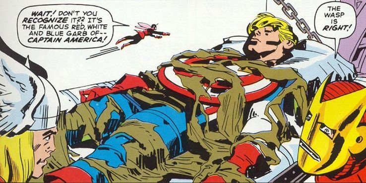 15 Things Disney Gets Wrong About Captain America And The