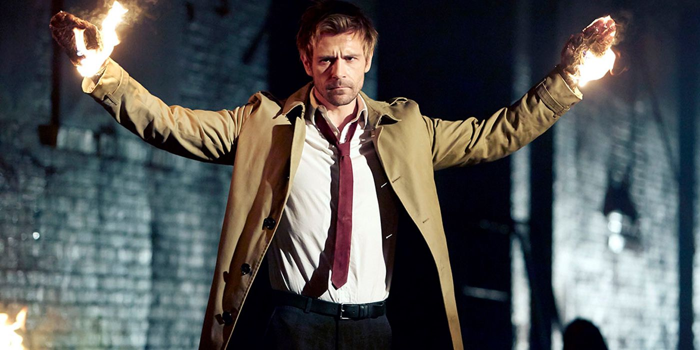 Constantine: Por que a NBC cancelou a DC Magician's Series 1