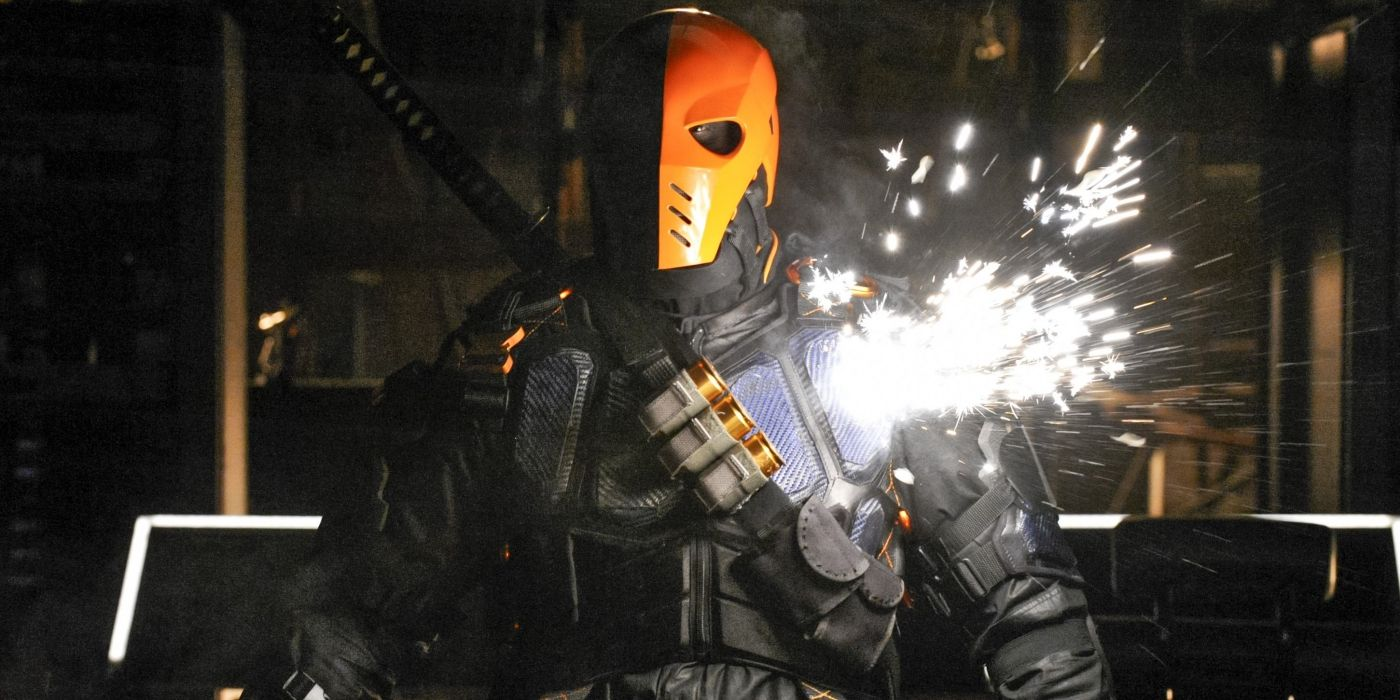 CW Announces Deathstroke Animated Series
