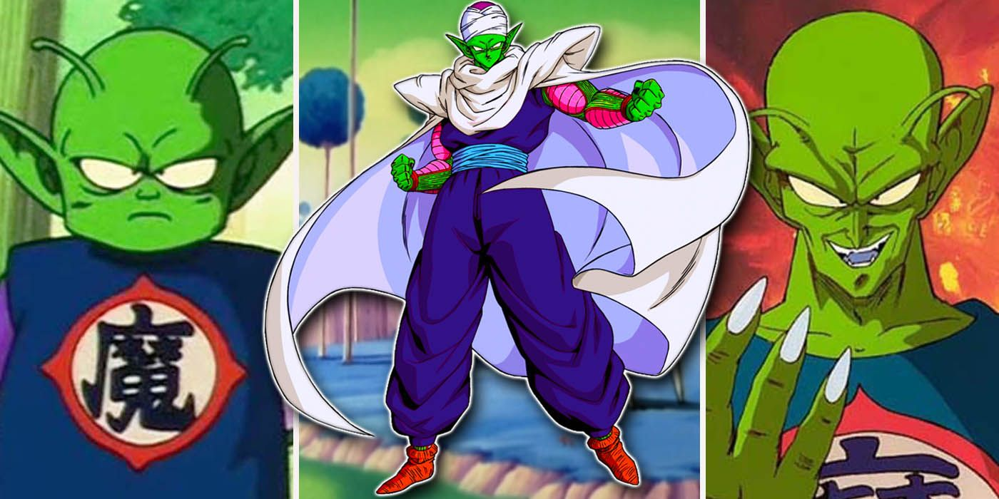 The Piccolo-Down: 15 Weird Facts About Piccolo's Body | CBR