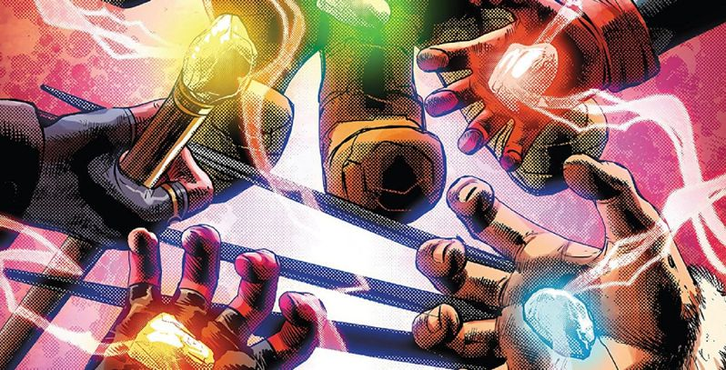When the Infinity Stones Debuted in Marvel Comics | CBR