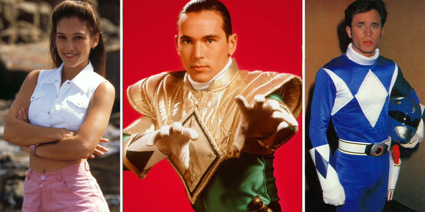 It's Morphin Timeless! The Original Cast of Power Rangers Today
