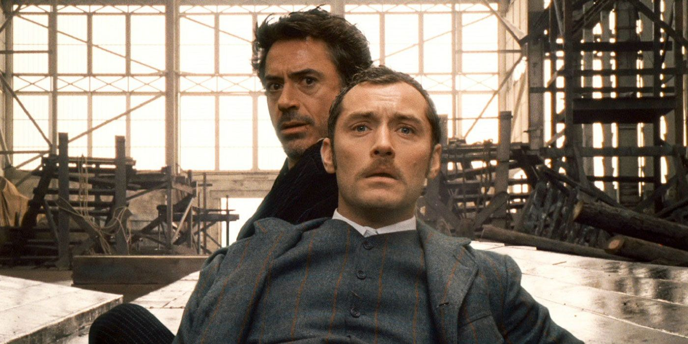 REPORT: Here's Where Sherlock Holmes 3 Will Take Place
