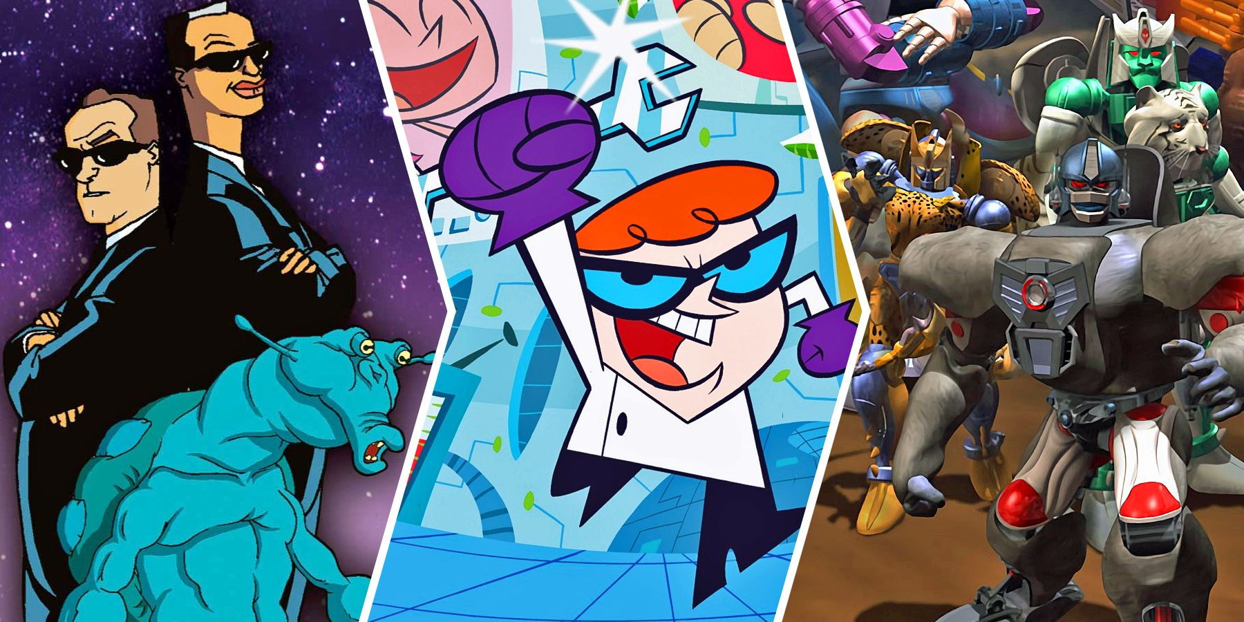 20 Incredible Cartoons That Only 90s Kids Will Remember Cbr