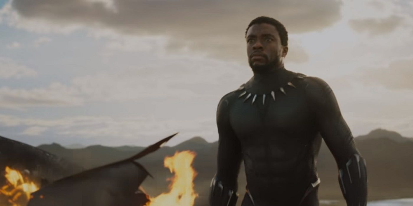 Marvel And Dc Both Share Tributes To Chadwick Boseman Who Transcends Universes