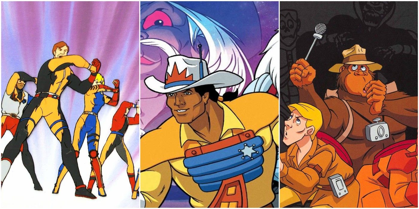 16 Incredible Cartoons That Only 80s Kids Will Remember