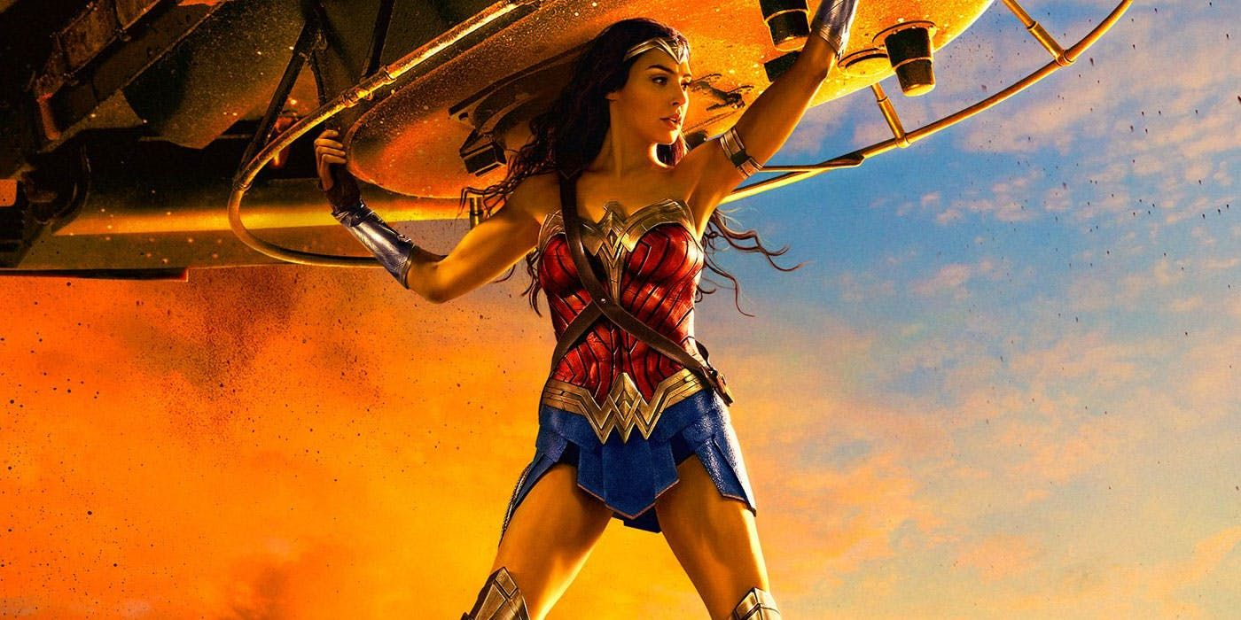 Wonder Woman 1984: Gal Gadot Shares Fight Training Video