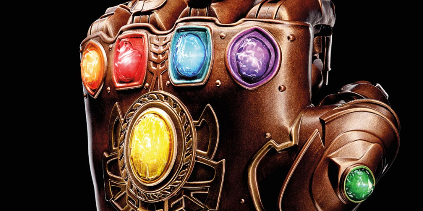 Man Constructs Infinity Gauntlet Out of McDonald's Sauces   CBR