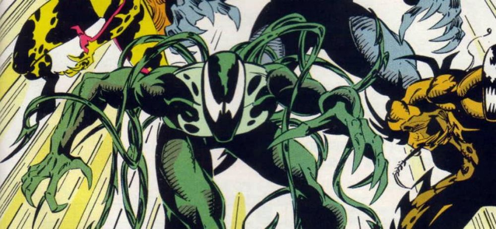 Symbiote ben 10 fanfic