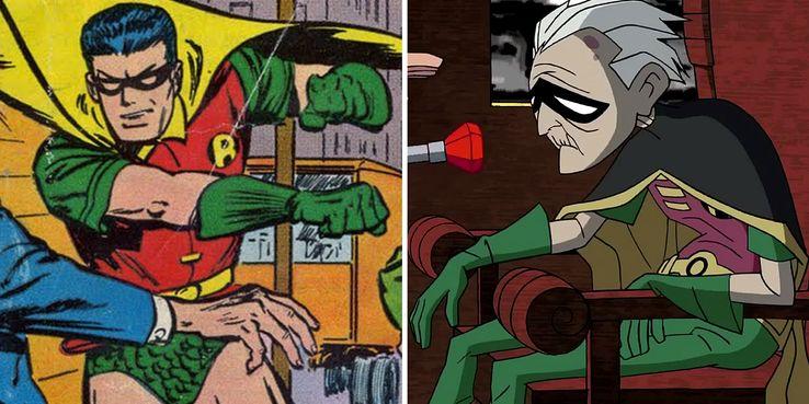 Grayson's Anatomy: 15 Weird Facts About Nightwing's Body | CBR