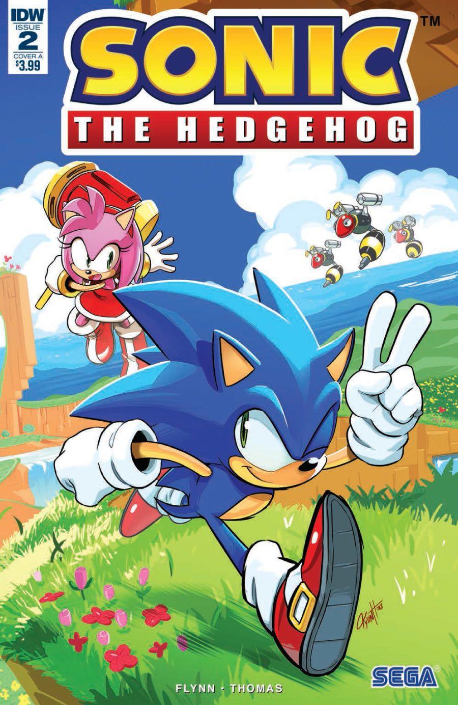 Exclusive Sonic The Hedgehog 2 Cbr