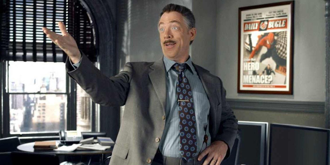 Spider-Man 3 Theory: J. Jonah Jameson Is Behind the MCU's Sinister Six