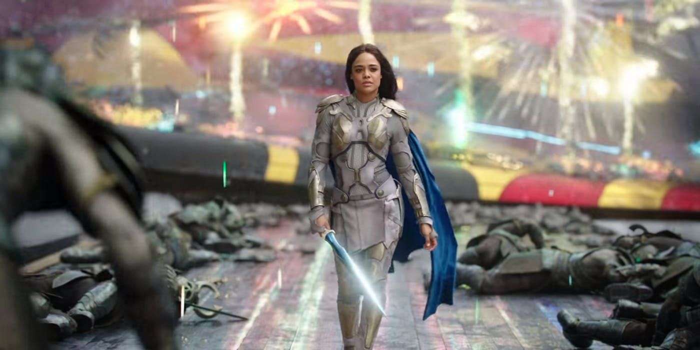 Who Will Be Valkyrie's Queen in Thor: Love and Thunder? | CBR